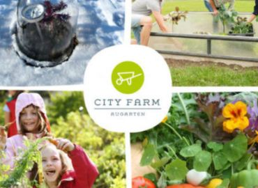 Jungpflanzenmarkt in der CityFarm Augarten