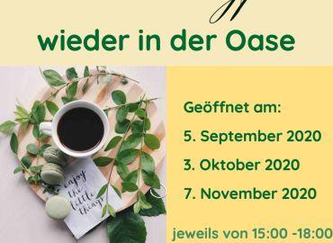 Erlebnis Kaffee im Schaugarten